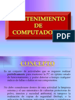 MANTENIMIENTO DE PC 1.ppt