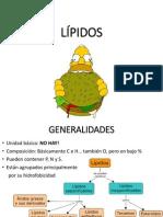 Clase 3b Lipidos
