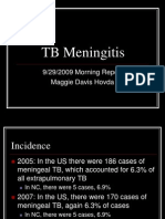 Menengitis TB