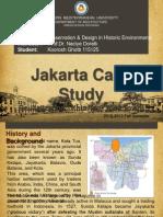 Jakarta Case Study
