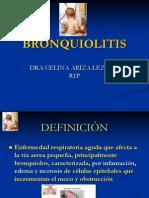 Bronquiolitis c