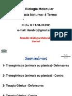 tBio Mol 2 - Tecnicas Bio Mol 1 - Ile