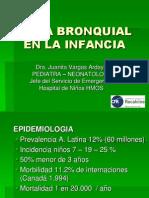 Asma Bronquial en La Infancia