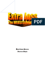Extra Joss Website Proposal