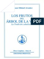 Mikhaël Aïvanhov, Omraam - Los Frutos del Árbol de la Vida
