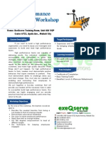 High Performance Leadership Workshop
