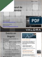 Analisis Acciones Colombia 1 Semana Abril