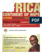 Africa Event 020512