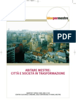Abitare Mestre - Città e Società in Trasformazione