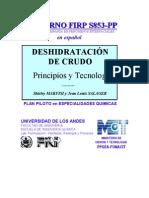 c S853PP Deshidratacion