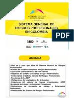 Sgr Profesionales en Colombia
