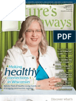 Nature's Pathways April 2013 Issue - South Central WI Edition