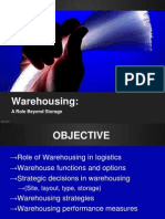 Warehouse Functions Part1