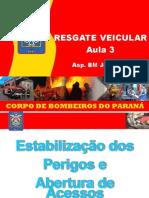 Aula 3 - Resgate Veicular - Fases e Air Bag
