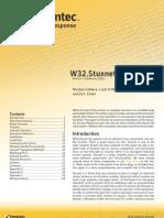 Symantec Stuxnet Update Feb 2011