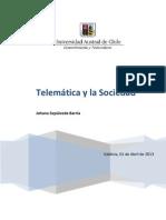 Telemática y la Sociedad