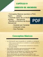 Capitulo+9 Archivos+en+C