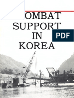 Combat Support in Korea (Front)
