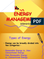 Energy Resource Management