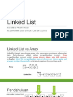 Linked List Ppt