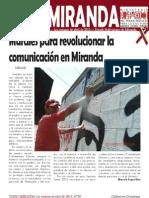 Todo Miranda 39. 1ra Semana Abril 2013