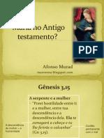 Maria No Antigo Testamento (2013)