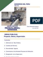 123036788 Conferencia 2 Oscar Miranda Supervision de Obras CIP