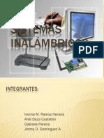 sistemas inalambricos