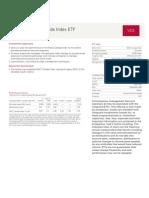 Vanguard MSCI Canada Index ETF