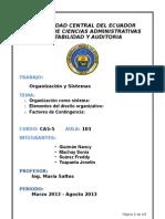 Grupo 3 Organizacion y Sistemas