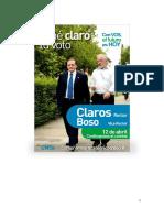 ¡La corrupción del Sr. Rector de la UNSa de Salta, Contador Víctor Hugo Claros!