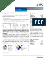 iShares MSCI Canada ETF