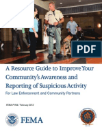 FEMA ImprovingSAR Guide----A Resource Improve Your