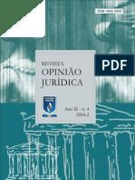 Revista Opiniao Juridica 04 Edt