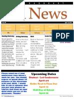 April 1 News