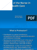Unit-2 Roles of the Nurse in Health Care.pptx