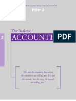 Pillar 2 - The Basics of Accounting