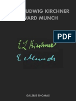 Ernst Ludwig Kirchner Edvard Munch Galerie Thomas