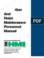 Hoist Inspection Manual