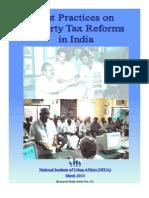 Municipal Tax System