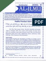 Edisi 19 Hadits Pondasi Islam