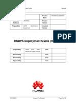 RAN 10 HSDPA Deployment Guide-20080821-A-2.0