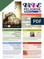 Programa de Actividades de Abril de 2013