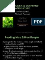 SustINble Agriculture