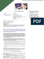 TechDays Windows 8 Flexible Workstyle