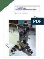 Manuale Proxxon Mf70-Staffe
