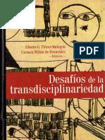 88402061 Florez Alberto Desafios de La Transdisciplinariedad