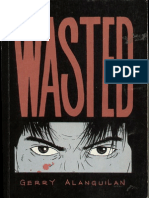 Wasted by Gerry Alanguilan