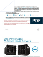 Dell Enterprise Blade Server Presentation - DeBP NDA