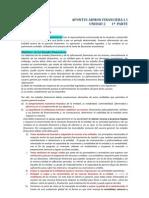 APUNTES 3 UNIDAD 2  1º parte ADMON FINANC LI